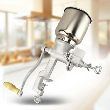 New Premium Quality Cast Iron Corn Grinder For Wheat Grains Or Nut Mill US
