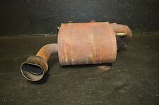#837 1998 Skidoo grand touring 583   exhaust can