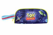 NEW DISNEY TOY STORY PENCIL CASE KIDS SCHOOL BARREL BAG PEN CASE TOY STORY