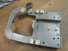 Belsaw Hand Saw Filer Model 1200 - Part # L-313 Front w/ Small Parts /   FA 197