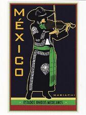"""~Post Card~""""El Mariachi"""" -MEXICO- (Estados Unidos Mexicanos)   ...Classic"""