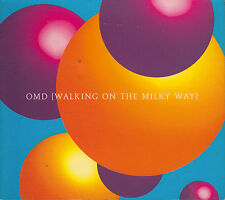 OMD CD-SINGLE  WALKING ON THE MILKY WAY / UK  DIGIPACK / ANDERES COVER