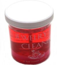 Home Jewelry Cleaner 8 ounces with Basket & Brush