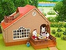 *NEW IN BOX* SYLVANIAN FAMILIES 4370 Log Cabin - Figures NOT Included