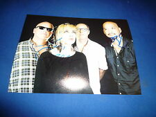 THE PIXIES   signed Autogramm  In Person 20x25 cm DAVID LOVERING & JOEY SANTIAGO