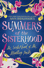 The Sisterhood of the Travelling Pants, By Ann Brashares,in Used but Acceptable