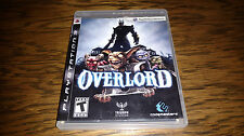 Overlord II (Sony PlayStation 3, 2009) PS3