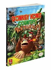 Donkey Kong Country Returns : Prima Official Game Guide - Premiere Editrion