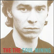 THE THE - SOUL MINING CD ~ MATT JOHNSON 80's *NEW*