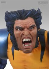 Sideshow Collectibles Wolverine Comiquette Exclusive Statue X-men