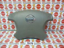 02 03 04 NISSAN ALTIMA STEERING WHEEL DRIVER/LEFT AIRBAG AIR BAG OEM