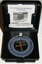 Islamic Qibla COMPASS Muslim PRAYER KIBLA Makkah KAABA DIRECTION FINDER Gift