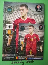Road to UEFA EURO 2016 Limited Edition XXL Hazard Belgien Panini France