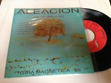 "AVIADOR DRO - V/A ALEACION 7"" SINGLE EP + 5 - LA UNICA SOLUCION SYNTH ROCKABILLY"