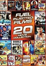 Fuel-Injected Films: 20 Movies (DVD, 2013, 4-Disc Set) BRAND NEW