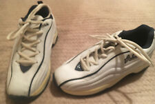 *Men's Size 9 Air Jump White Athletic Sneakers Casual Running Sport Shoes!