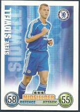 TOPPS MATCH ATTAX 2007-08 TRADING CARD-CHELSEA-STEVE SIDWELL