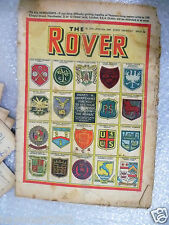 THE ROVER Comic, No.1408, 21st June 1952- Here's A Great Chance for you to get..