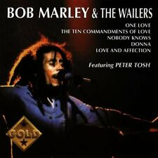 Bob Marley -  Gold / SONY RECORDS CD 1991