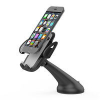 Universal Car Windshield Stand Mount Holder Cradle for Cell Phone GPS