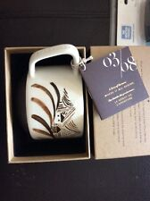 Starbucks Artisan Series Origins 03/08 Collection 12oz Coffee/Tea Mug Gold/Brown