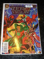 ZERO HOUR Comic - Crisis in time - No 3 - Date 09/1994 - DC Comics