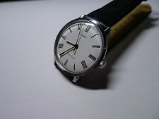 MENS VINTAGE TIMEX Gt BRITAIN 1976 GREAT WORKING ORDER&COND.NEW CRYSTAL & STRAP
