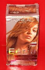 L'Oreal Paris Feria Hair Color ~ # 63 ~ Light Golden Brown  ~ 1 kit