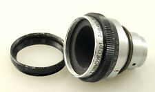 Vintage ZUNOW 13mm 1.9 Cine lens, D-Mount, Suitable for Pentax Q
