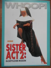 Whoopi Sister Act 2: in göttlicher Mission - POPCORN Star Card