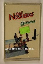 JOSE NOGUERAS CAMINEMOS NEW-SEALED CASSETTE(Audio Cassette Sealed)