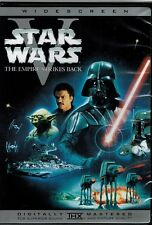 Star Wars V 5 The Empire Strikes Back DVD Widescreen Free Shipping