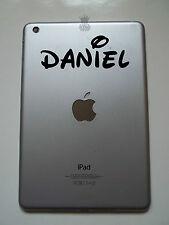 IPad mini Personalizzata Nome Personalizzato Adesivo Vinile Decalcomania graffe WALTZ 2 Kids Tablet