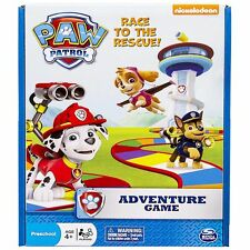 Paw Patrol Board Game