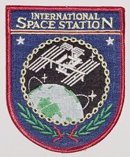 Écusson patch spatiale ISS international space station... a3002
