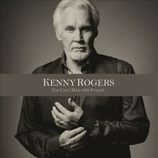 YOU CAN'T MAKE OLD FRIENDS BY KENNY ROGERS  (CD,2013.) NEW 24 HR 1ST CLASS SHIP