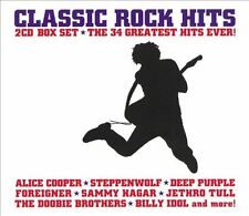 Classic Rock Hits, Various Artists, New Original recording remastered