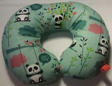 Nackenstütze Nackenhörnchen Panda-Bären Nackenkissen Nachteulen Schlafrolle f&f