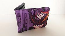 Kill La Kill Anime Purple Bifold Wallet