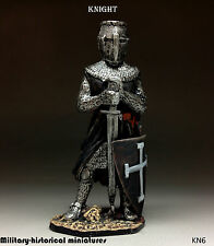 Tin soldiers 54 mm Knight HAND PAINTED