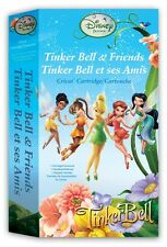 *New* DISNEY TINKER BELL & FRIENDS Cricut Cartridge Factory Sealed Free Ship