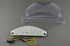 Luz trasera LED claro con señal vuelta integrado Bmw R1200GS GS 1200