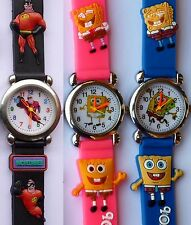 OROLOGIO NUOVO SPONGEBOB SQUAREPANTS PATRICK - MR. INCREDIBLE GLI INCREDIBILI