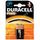 Duracell Plus 9V Battery MN1604 6LR61 PP3 smoke alarm