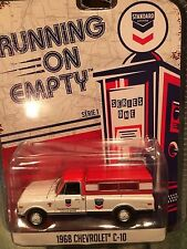 Greenlight Running On Empty 1968 Chevrolet C-10 Pickup. STANDARD OIL