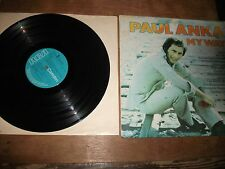 PAUL  /  ANKA  /  MY WAY   12'' VINYL LP  CDS 1134