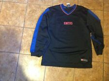 New York Knicks Adult Medium Long Sleeve Shirt/Sweater by Nike