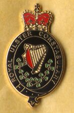 ruc enamel badge royal ulster constabulary northern ireland police service