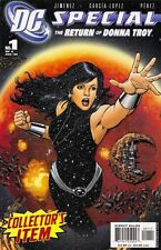 DC SPECIAL THE RETURN OF DONNA TROY 2005 #1-4 COMPLETE SET FULL RUN TEEN TITANS