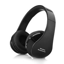 3.5mm Wireless Bluetooth Headset Stereo Headphone for iPhone Samsung